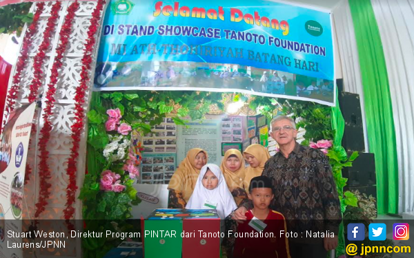 200 Sekolah di Batang Hari Bisa Berubah dengan Praktik Baik - JPNN.com
