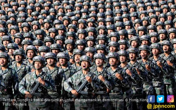 Waduh, Tiongkok Anggap Demonstrasi Hong Kong Terorisme - JPNN.com
