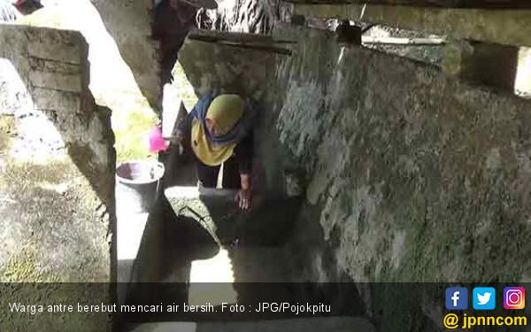 Semoga Pemda Baca, di Wilayah Ini Warga Rebutan Air Bersih untuk Hidup - JPNN.com
