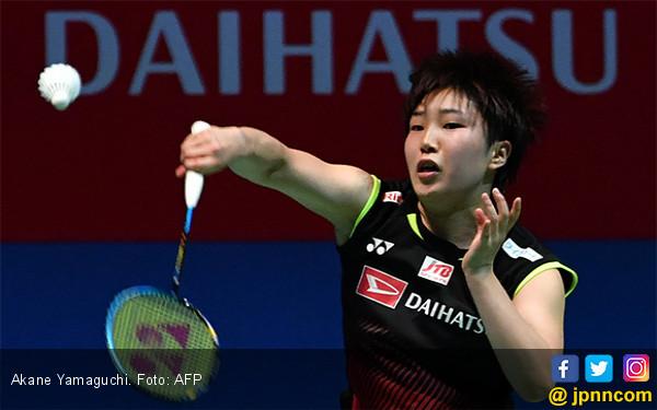 Japan Open 2019: Akane Yamaguchi, Pekan Lalu Juara di Jakarta, Sekarang di Tokyo - JPNN.com