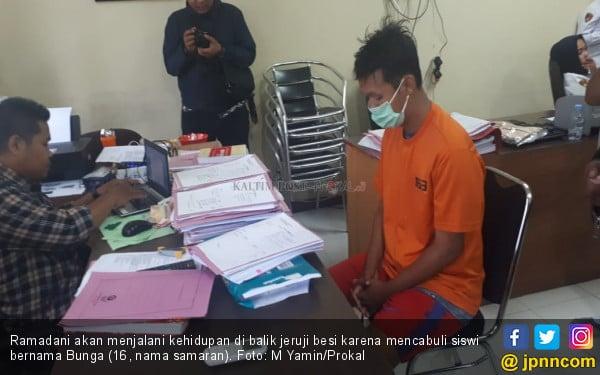 Perbuatan Terlarang Terjadi Setelah Ramadani Ajak Pacar ke Indekos - JPNN.com
