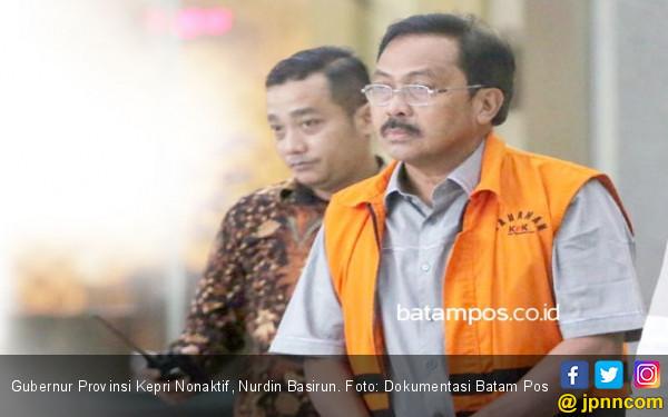 KPK Perpanjang Masa Penahanan Gubernur Kepri - JPNN.com