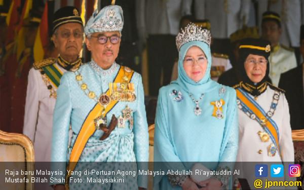 Tegas, Raja Malaysia Batalkan Pemilu demi Cegah COVID-19 - JPNN.com