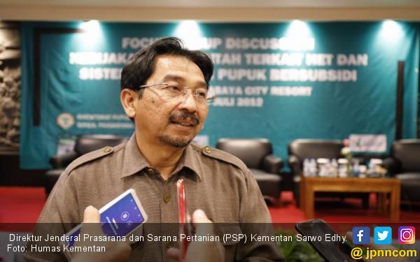 Kementan Minta Distan di Daerah Tolak Izin Alih Fungsi Lahan Pertanian Abadi - JPNN.com
