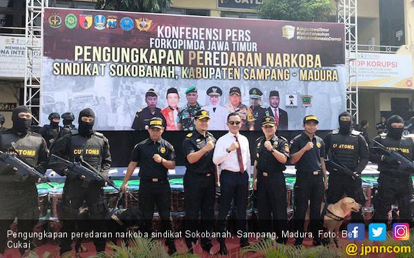 Penyelundupan 29,5 Kg Sabu asal Negeri Jiran Berhasil Digagalkan - JPNN.com
