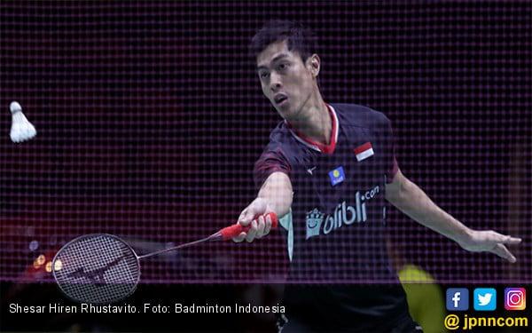 Tunggal Putra Indonesia Punah di All England 2020 - JPNN.com