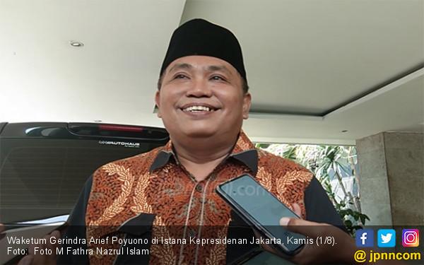 Semoga Gerindra Mau Dukung Mahasiswa Desak Jokowi Terbitkan Perppu KPK - JPNN.com