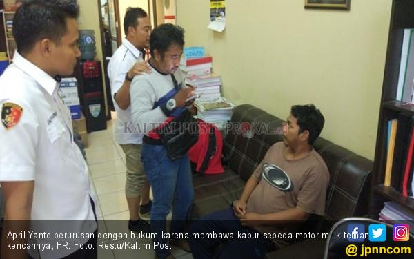 Yanto Kaget Foto dan Wajah Asli Teman Kencannya Beda, Tetapi Tetap Begituan - JPNN.com