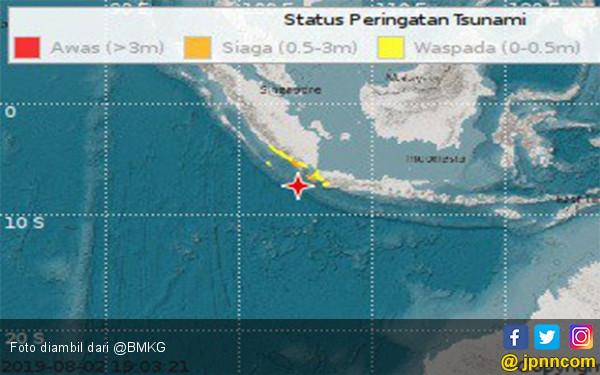Gempa Pandeglang Menyisakan Trauma - JPNN.com