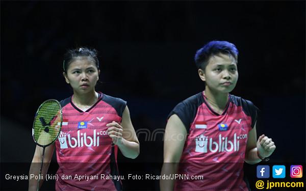 Greysia Polii/Apriyani Rahayu Mulus ke 16 Besar Kejuaraan Dunia BWF 2019 - JPNN.com