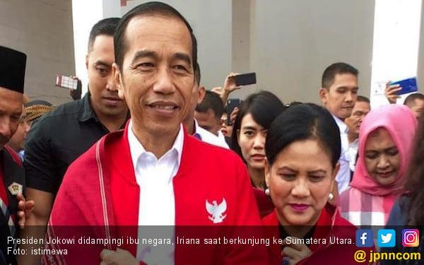 Mengintip Keistimewaan Jaket Edisi Khusus Giordano yang Dipakai Jokowi - JPNN.com