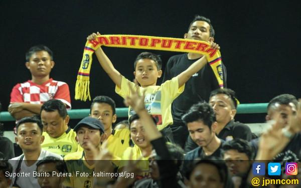 Harga Tiket Laga Big Match Barito Putera vs Persib Bandung Naik, Paling Murah Rp 40 Ribu - JPNN.com