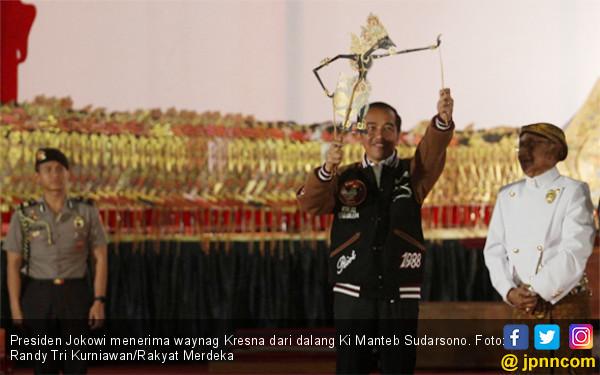 Jokowi dan Kresna Si Ahli Strategi - JPNN.com