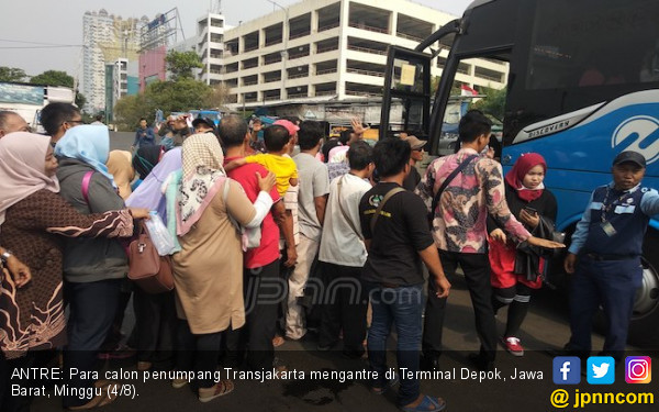 Transjakarta Berlakukan Refund Tiket Saat Listrik Jabodetabek Padam - JPNN.com