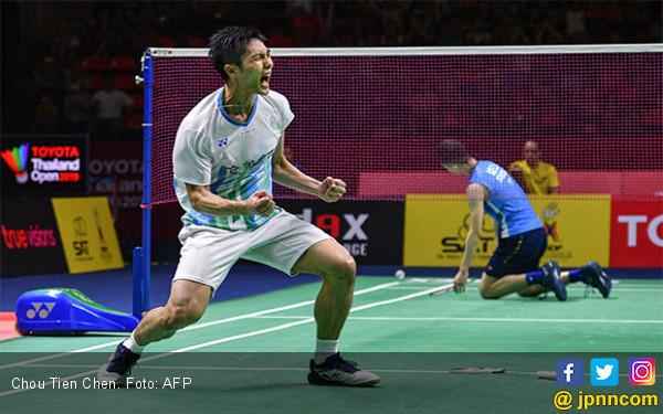 Jadwal Final Thailand Open 2019 Siang Ini, Tidak Akan Mudah Buat Tiongkok - JPNN.com