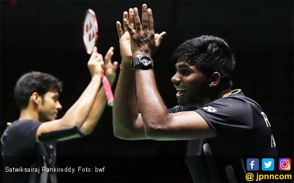 Thailand Open: Air Mata Pria India Sebelum Jumpa Dua Tiang Listrik Tiongkok - JPNN.com