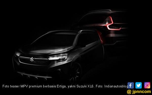 April 2020, Penjualan Suzuki Turun - JPNN.com