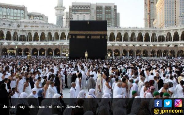 Jemaah Haji Dilarang Lontar Jamrah di Tiga Waktu Ini - JPNN.com