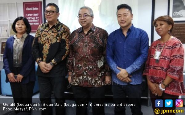Bantu Presiden Jokowi, Ribuan Diaspora akan Bahas Pemindahan Ibu Kota dan Kualitas SDM - JPNN.com