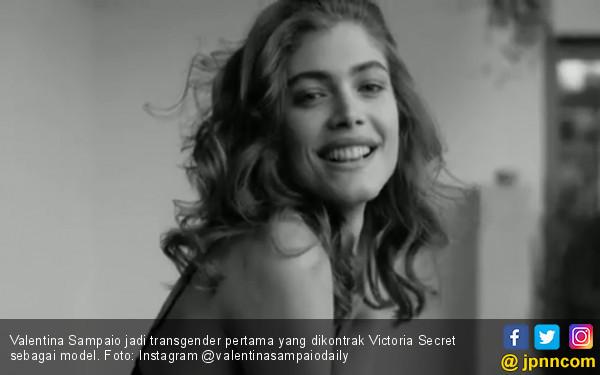 Victoria's Secret Rekrut Transgender Jadi Model Lingerie - JPNN.com