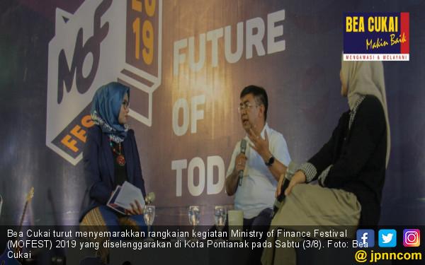 Bea Cukai Turut Andil Dalam Ministry of Finance Festival 2019 - JPNN.com