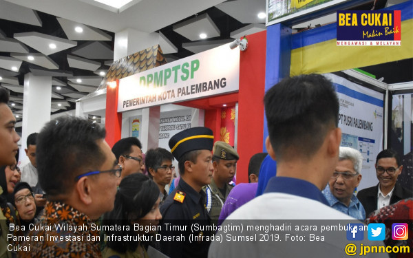 Bea Cukai Sumbagtim Bakal Permudah UMKM Mengekspor Produk - JPNN.com