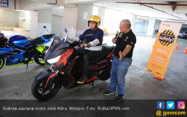 Kunci Pertumbuhan GWP Asuransi Motor Adira Capai 24 Persen - JPNN.com