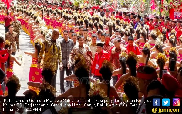 Gerindra Bakal Undang Megawati Saat Rakernas, Jokowi juga? - JPNN.com