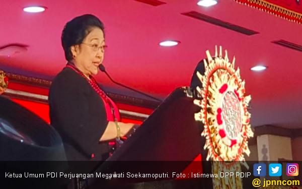 Koordinator TePI: Sangat Wajar Jika Megawati Minta Jatah Menteri PDIP Terbanyak - JPNN.com