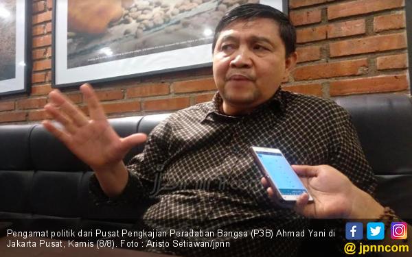 Prabowo - Jokowi Sudah Rekonsiliasi, Sekarang Buktikan dengan Pemulangan Habib Rizieq - JPNN.com