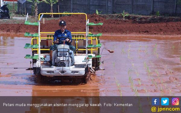 Petani di Barito Utara Dapat Pelatihan Tematik Alsintan - JPNN.com