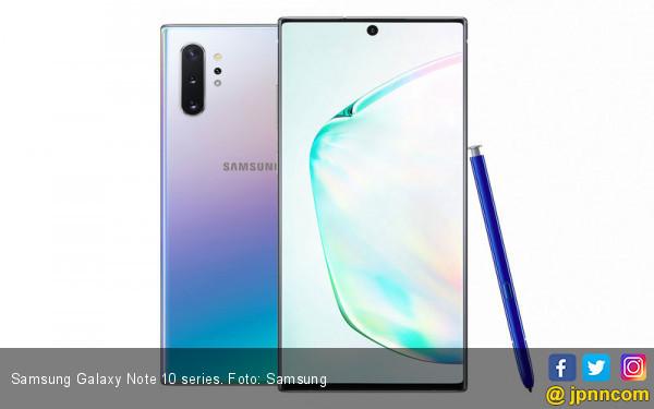 Kenali Kemampuan Baterai Samsung Galaxy Note 10 Plus - JPNN.com