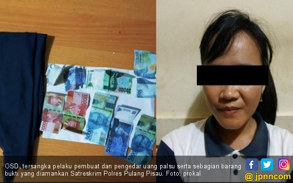 Perempuan Muda Ini Pilih Cara Haram untuk Mendapatkan Uang Asli - JPNN.com