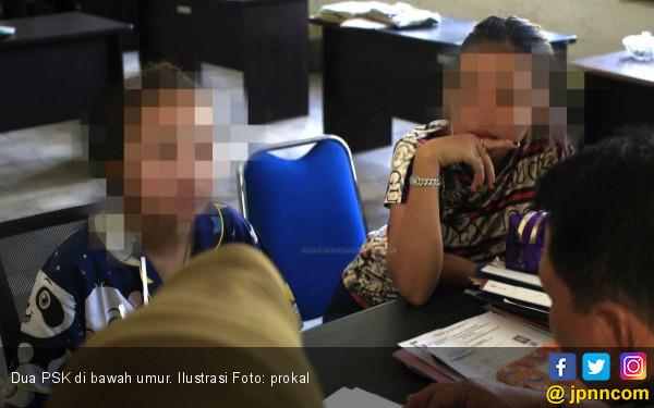 2 PSK ABG Sudah Terima Bayaran Rp 2,4 Juta, Eh Ternyata yang Datang… - JPNN.com