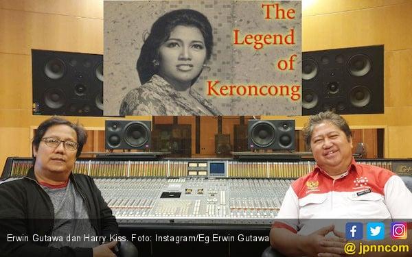 Erwin Gutawa Kagumi Suara Emas Mendiang S Darsih - JPNN.com