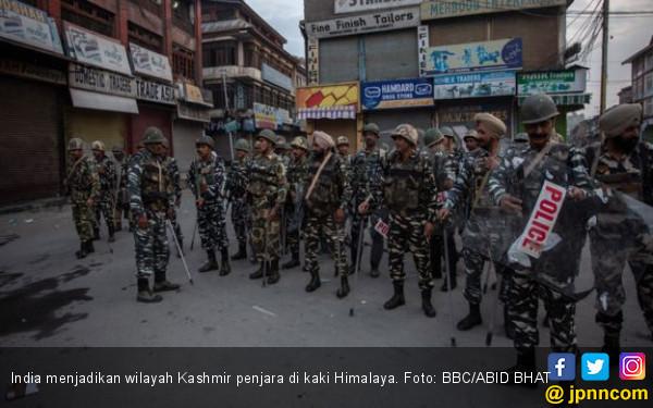 Indonesia Berpeluang Jadi Penengah Konflik Kashmir - JPNN.com
