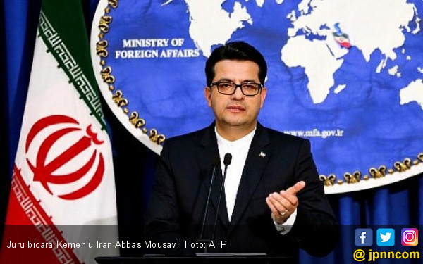 Iran Dukung Pemerintah Baru Irak - JPNN.com