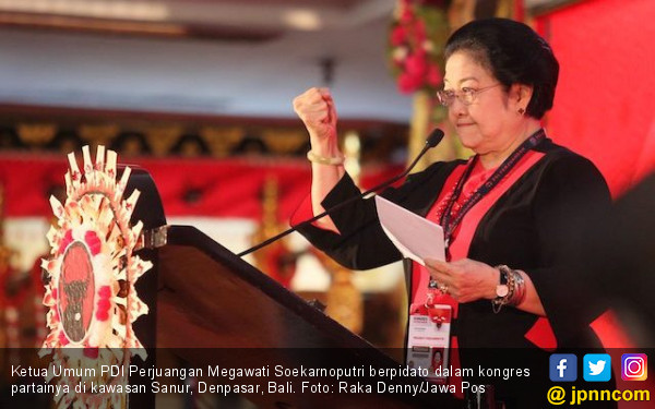 Ya Ampun, Anak Buah Mega Ketahuan Tak Disiplin - JPNN.com