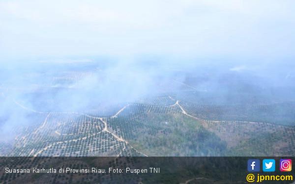 Polda Riau Tetapkan 27 Tersangka Kasus Karhutla - JPNN.com
