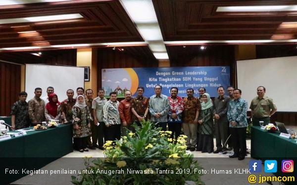 KLHK Mulai Penilaian untuk Anugerah Nirwasita Tantra 2019 - JPNN.com
