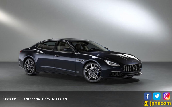 Nikmati Keanggunan Edisi Terbatas Maserati, Hanya 100 Unit di Dunia - JPNN.com