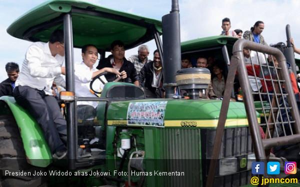 Soal Calon Menteri Kabinet Kerja Jilid II, Jokowi: Jangan Menebak-nebak - JPNN.com