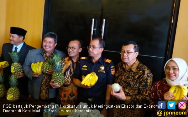 Tiga Kementerian Dorong Manfaatkan Fasilitas Kawasan Berikat Plasma Hortikultura - JPNN.com