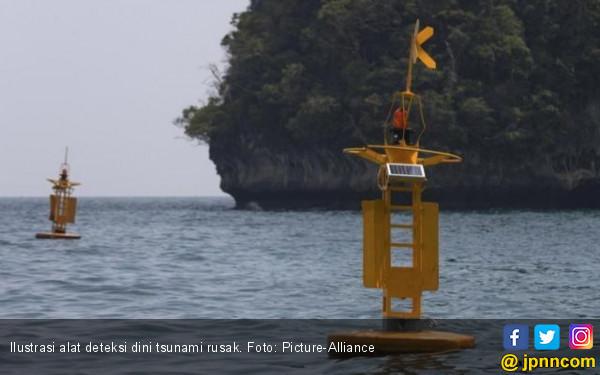 Alat Pendeteksi Tsunami Rusak - JPNN.com