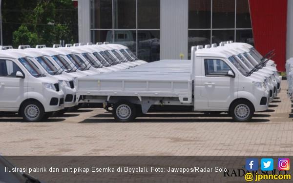 Esemka Mirip Mobil Tiongkok, Menperin: Itu Sudah Biasa - JPNN.com