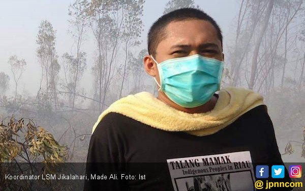 RUU Pertanahan Tidak Mendukung Pelestarian Hutan - JPNN.com