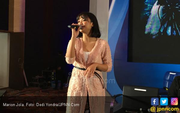 Strategi Marion Jola Agar Bisa Bertemu Bintang K-Pop Taemin - JPNN.com