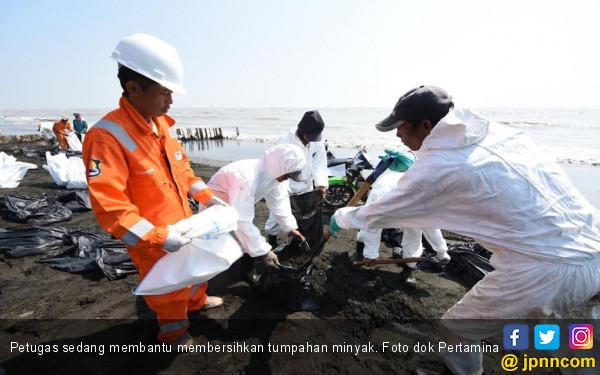 Terkait Tumpahan Minyak, Pertamina Dinilai Sudah Proaktif - JPNN.com
