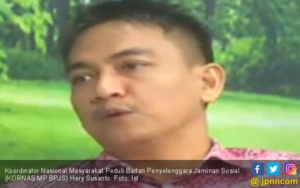 Kornas MP BPJS Tolak Usulan DJSN untuk Menaikkan Iuran BPJS - JPNN.com