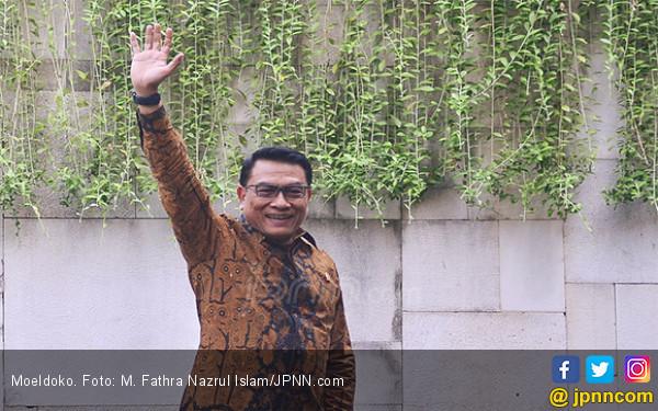 Buat Para Buzzer Jokowi, Simak Nih Ajakan Pak Moeldoko